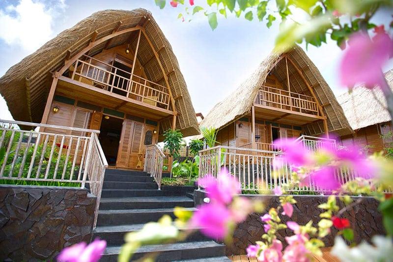 2 Storey Accommodation Bali